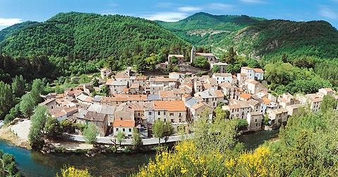 南フランス アベンヌ村