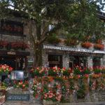 レマン湖畔の花の村 イヴォワール