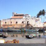エルミナ城 ガーナ