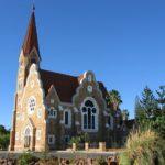 クリストスキルヒェ – ナミビア