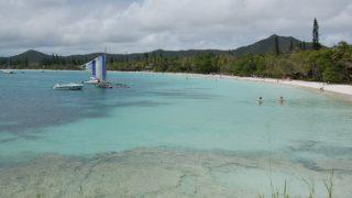 イルデパン島 ニューカレドニア