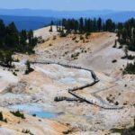 ラッセン火山国立公園 アメリカ
