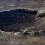 アリゾナ大隕石孔は完璧なクレーター