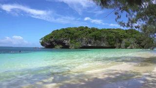 南太平洋の宝石箱という名にふさわしいニューカレドニアの美しい島「イル・デ・パン島」