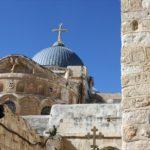 エルサレムの聖墳墓教会のキリストの墓