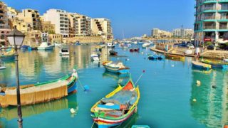 中世の雰囲気と美しい港が素晴らしい「マルタ島」
