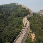 世界遺産 万里の長城