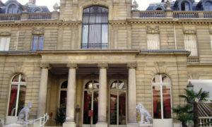 ジャックマールアンドレ美術館 パリ