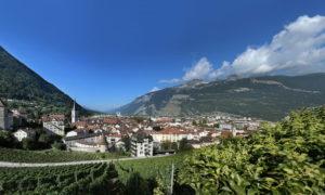 スイスで最も古い町、クール
