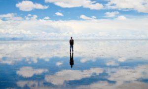 ボリビア ウユニ塩湖の絶景