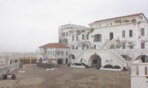 ケープコースト城 ガーナ