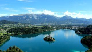 ブレッド湖 スロベニア