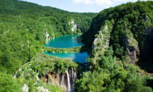 プリトヴィツェ湖畔国立公園 クロアチア