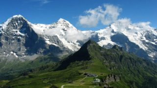 ユングフラウ スイス