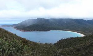 タスマニア島でのんびり自然を満喫
