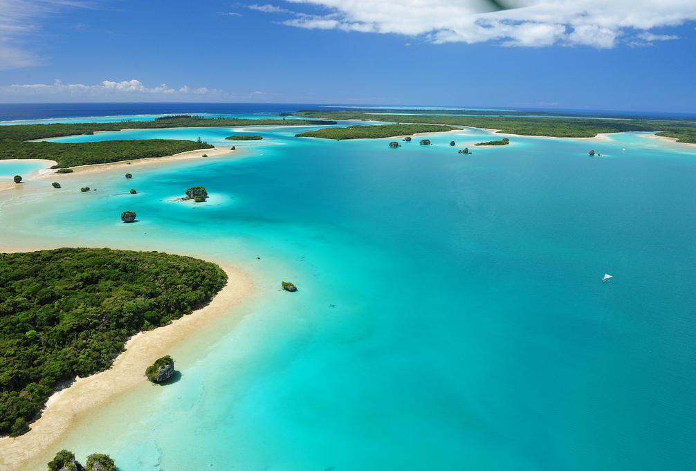 天国に一番近い島ニューカレドニア