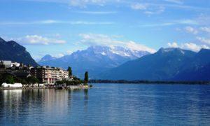 レマン湖 スイス