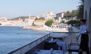 アドリア海 クロアチア
