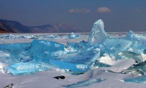バイカル湖 ロシア