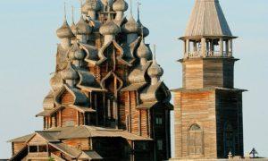 キジ島 ロシア