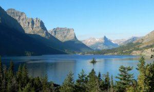 グレーシャー国立公園 アメリカ