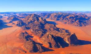 ヨルダンの世界遺産ワディ・ラム