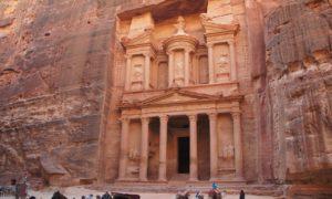 ペトラ遺跡 ヨルダン