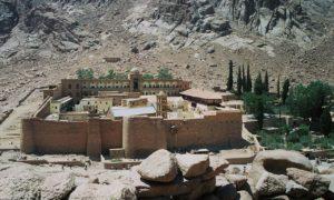 聖カトリーナ修道院地域 エジプト