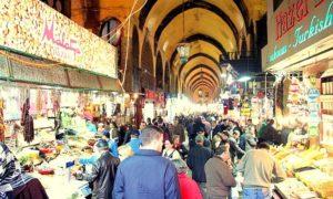 イスタンブール庶民の市場エジプシャンバザール