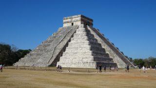 マヤ文明 世界遺産「チチェン・イッツァ」