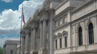 アメリカのニューヨーク市にある世界最大級の美術館 メトロポリタン美術館