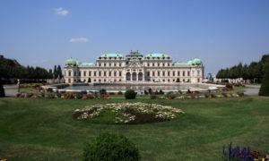 ベルヴェデーレ宮殿 オーストリア